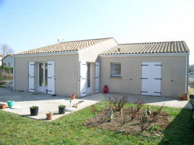 Vente maison / villa Le Chay (17600)