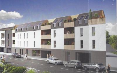 Appartement La Rochelle 1 pièce(s) 32.85 m2