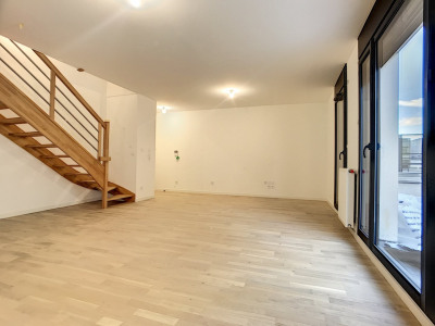 T4 duplex neuf - 88 m² - 69007 lyon