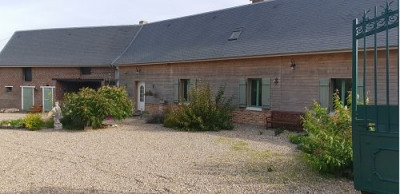 Maison située entre Aumale et Blangy sur Bresle