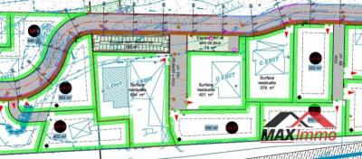 Terrain a bâtir st paul - 350 m²