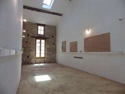 Atelier et garage
