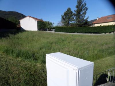 Terrain loti 760 m² coubon orzilhac