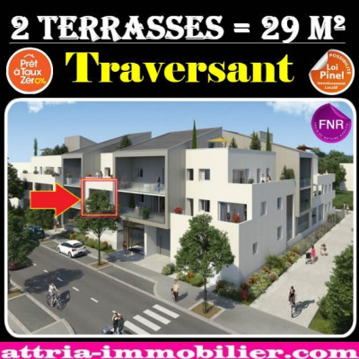 Vente appartement St Bres