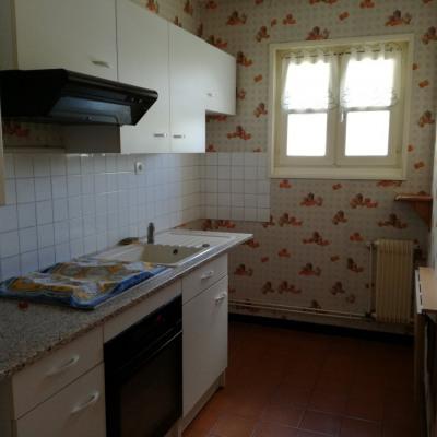 Appartement 2 pièces cuisine Saint front