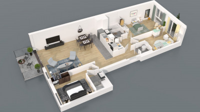 Appartement 4 pièces A11