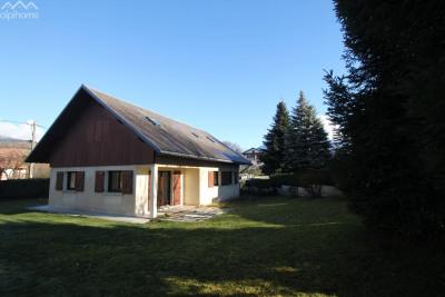Belle surface pour cette maison de 130m² située à Gilly-sur-Isèr