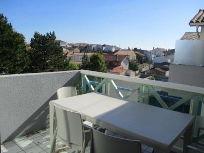 Appartement Saint Georges De Didonne 3 pièce (s) 52