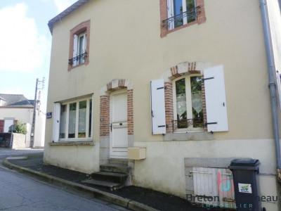 Maison port brillet - 6 pièce (s) - 137 m²