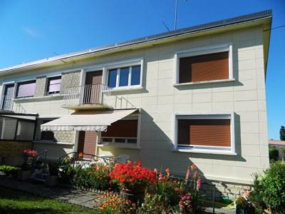 Meaux - Appartement 3 pièces avec cave et garage