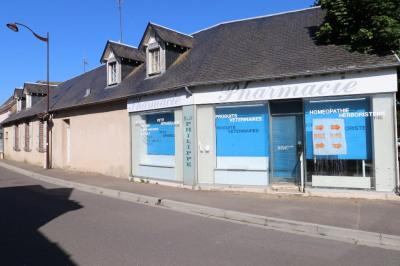 Saint georges sur eure - maison 160 m² + local commercial