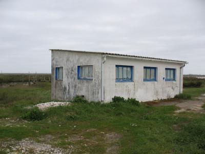 Cabane ostréicole de 31 m²