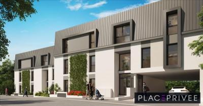 Appartement nancy - 4 pièce (s) - 111.8 m²