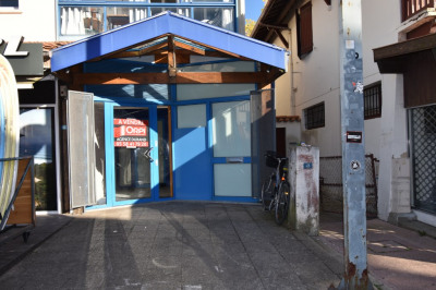 Local commercial Hossegor 110 m²