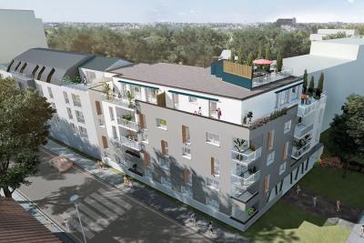 Appartement Neuf Nantes PROCE 3 pièce (s) 60,32 m²