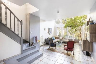 Maison asnières sur seine - 6 pièce (s) - 157 m²