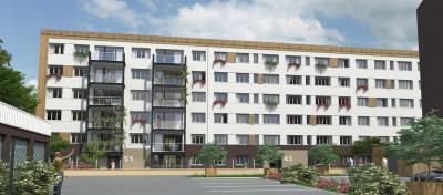 Appartements 3 et 4 pièces