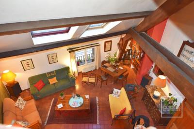 Lyon Facultés: Appartement T 5 de 141 m² avec garage
