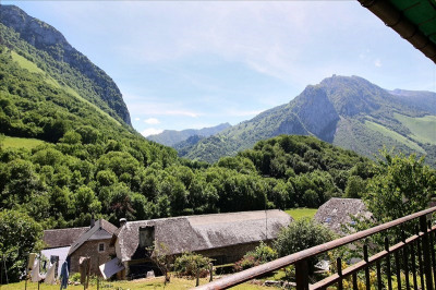 Maison de village accous - 10 pièce (s) - 245 m²