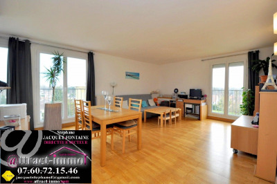 Appartement 86m² Bruyères-le-Châtel