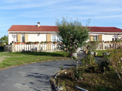 Maison 5 pièces Saint Caprais de Blaye