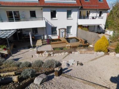 Appartement F3 avec jardin !