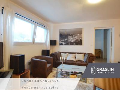 Appartement nantes - 3 pièce (s) - 55 m²