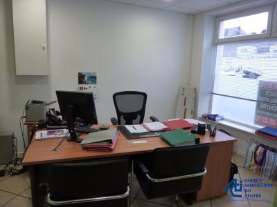 Bureaux de 60 m² pontivy morbihan