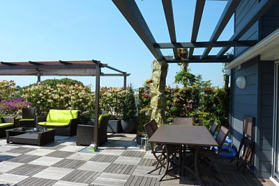 Vente villa sur le toit 3 Pièce (s)