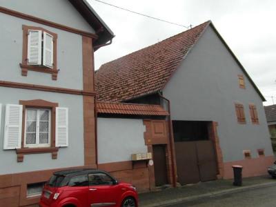 Farm building 7 rooms