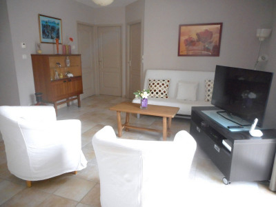 Maison 2 chambres, terrasse, jardin, parking, plage, zoo, golf
