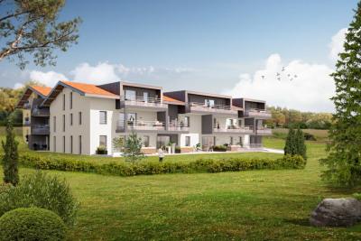 3 min DOUANE BARDONNEX proche commerces et bus 20 min aéro, 76,7 m² - Neydens (74160)