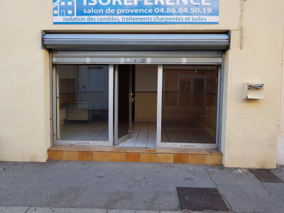 Local commercial 45 m² salon de provence