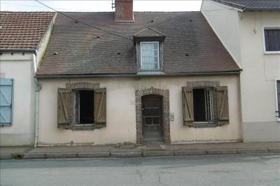 Maison de ville nogent le roi - 3 pièce (s) - 60 m²