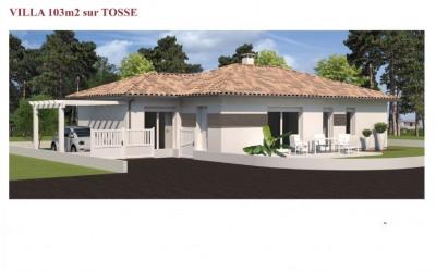 Maison Tosse 4 pièce (s) 106 m²