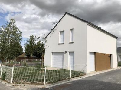 Maison neuve à Bazancourt