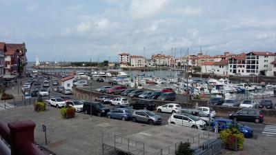 Appartement T3 vue port