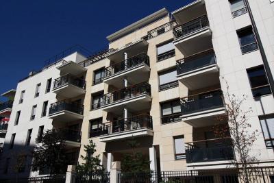 Appartement 4 pièces, immeuble récent