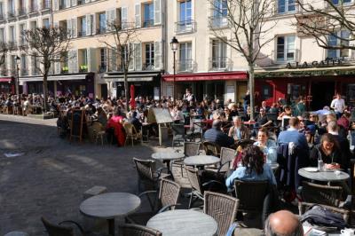 Versailles - Place du Marché Notre Dame