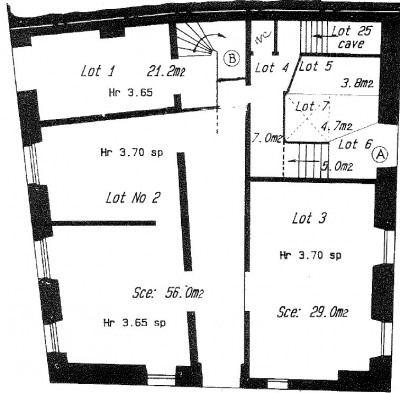 Vente immeuble Arpajon