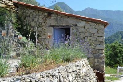 Maison Montagne Breil Sur Roya 45 m²