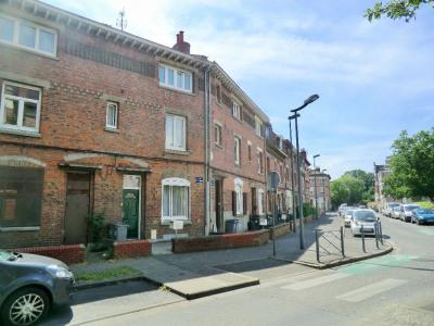 A vendre maison lille - 3 chambres - avec jardin