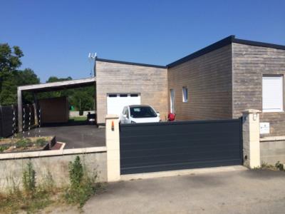 Maison Le Gue D Allere 4 pièce (s) 92 m²