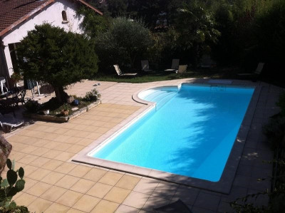 Très belle villa contemporaine Roussillon