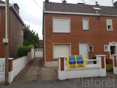 Aulnoy lez valenciennes, 82 m² - Valenciennes (59300)