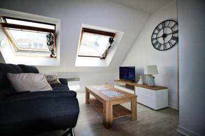Appartement T3 meublé- Centre ville- 45m²