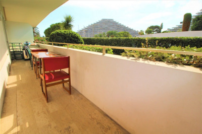 APARTMENT T1 of 37.50 m² in Villeneuve Loubet