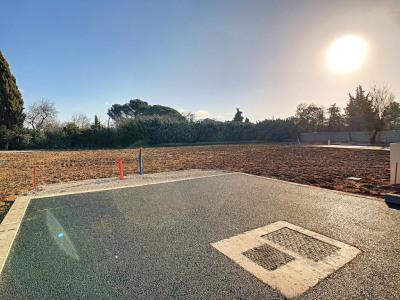 Lot 1 terrain a bâtir carpentras - 541 m²