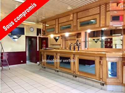 Local commercial Armentieres 125 m²