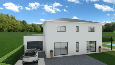 Terrain plat 600 m² - viabilisé